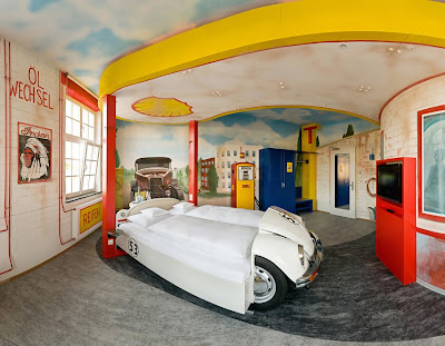 Hotel Car Centered Rooms (21) 8