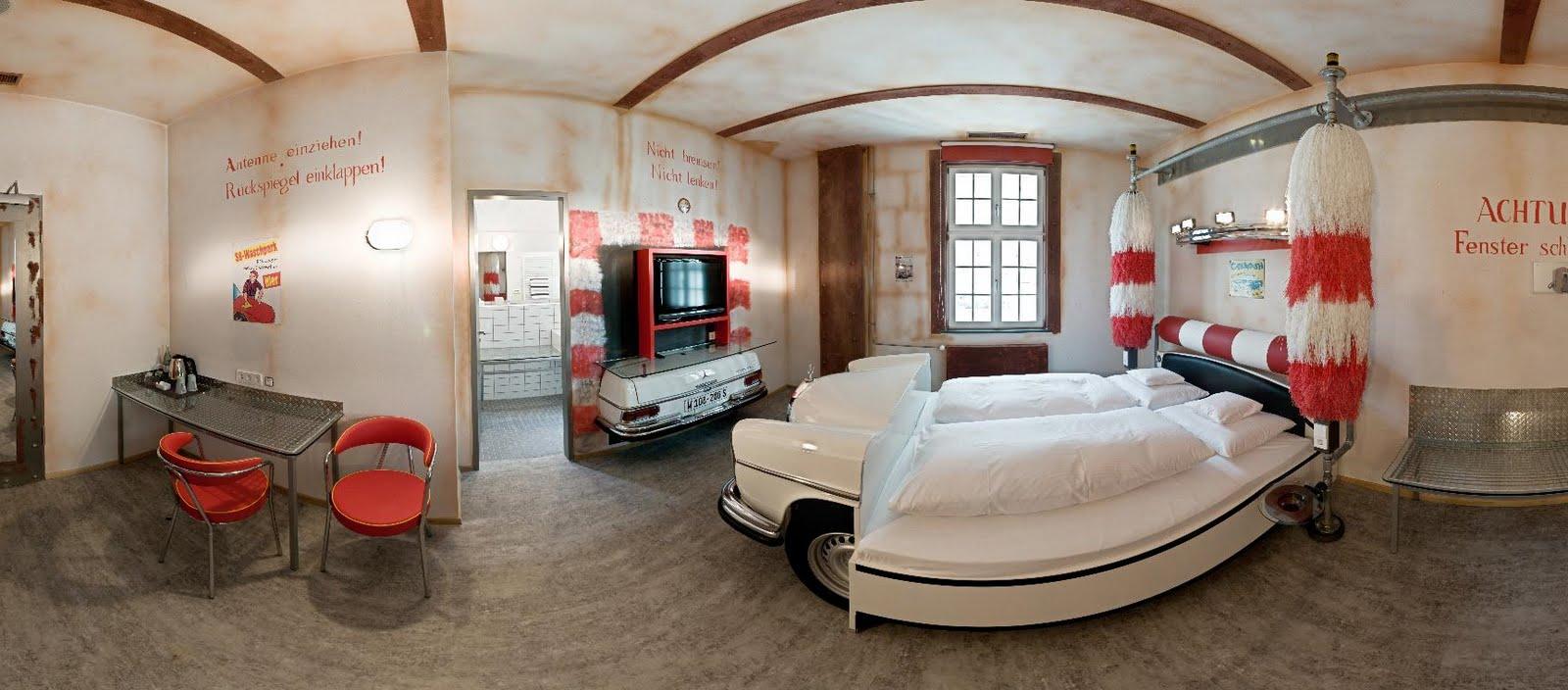 Hotel Rooms Movie