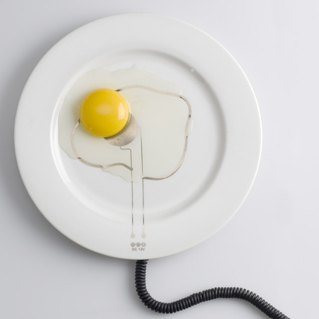 25 Creative And Cool Plate Designs