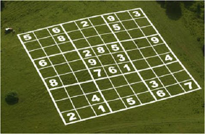 18 Creative and Cool Sudoku Inspired Designs (21) 20