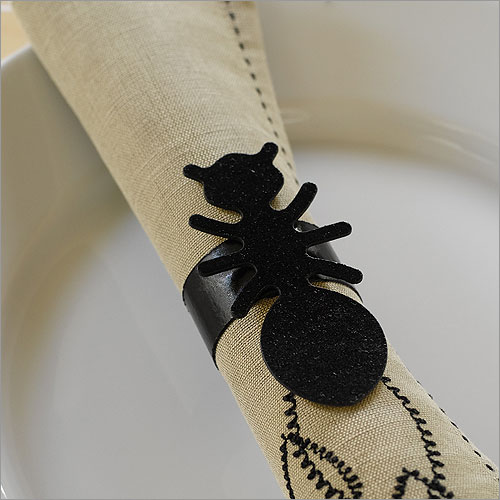 12 Creative And Cool Napkin Ring Designs