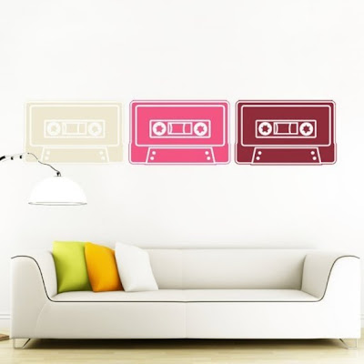 28 Cassette Inspired Products and Designs (32) 20