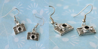 18 Creative and Cool Camera Earrings (18) 9