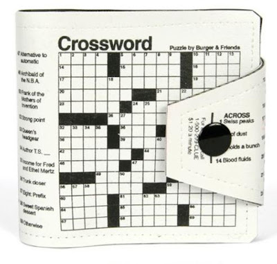 27 Creative and Cool Crossword Inspired Designs and Products (30) 10