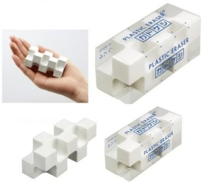 15 More Creative and Cool Eraser Designs (18) 2