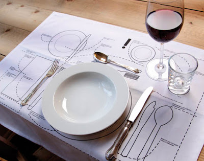 20 Creative and Cool Placemats (20) 1