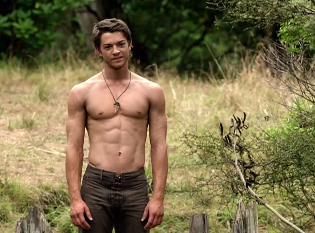 craig parker shirtless