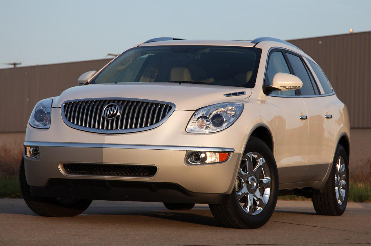 2011 buick enclave cxl awd car wallpapers ~ vivid car