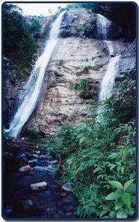 Catarata de Alcaparosa