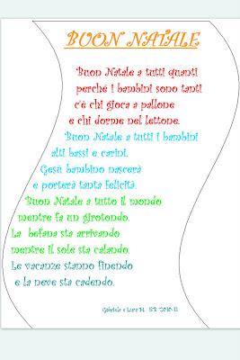 Poesie Di Natale 4 Primaria.Poesie Di Natale 4 Primaria Disegni Di Natale 2019