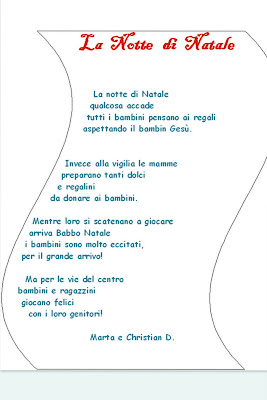 Poesie Di Natale Bimbi 5 Anni.Poesie Di Natale In Dialetto Napoletano Per Bambini Poesie Image