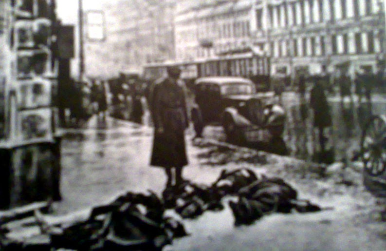 Leningradin Piiritys