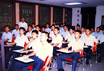 我 們 這 一 家: 中正預校(中九期) -- 1984~1987