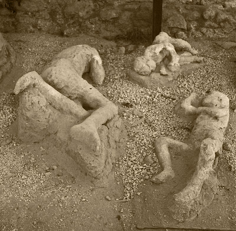 Pompeii: A personal account of the day of destruction