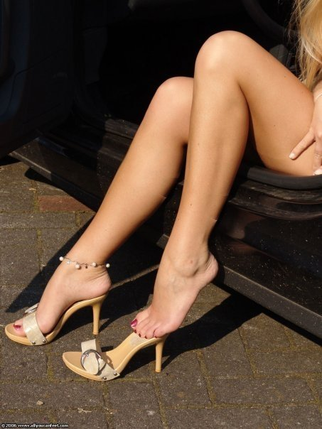 Hot Legs And Feet 105