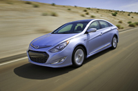 Federal Tax Credit For The Hyundai Sonata Hybrid