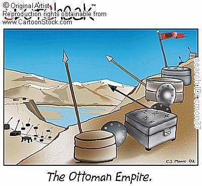 Bruce's MidEast Soundbites: Return of The Ottoman Empire: Fantasia