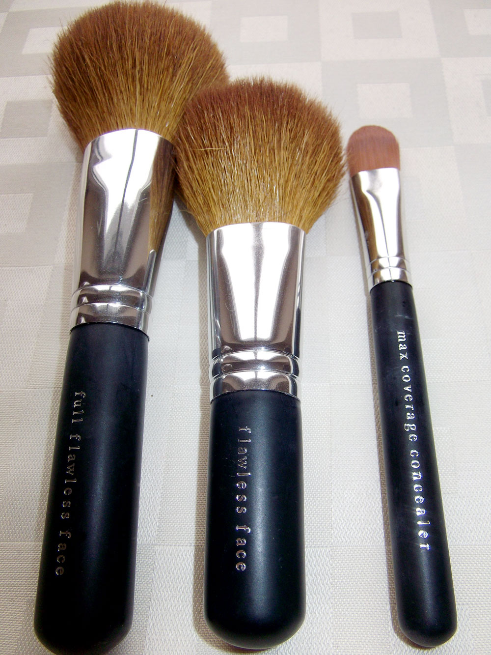 All Brushes Needed For Makeup: All Of Baremineral Brush Tools