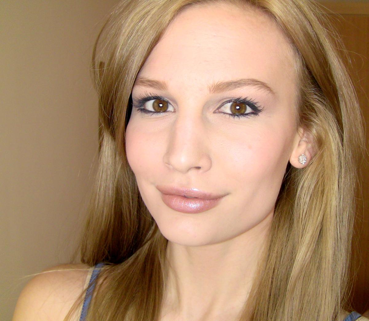 I Changed My Hair Dark Blonde Anna Saccone Joly