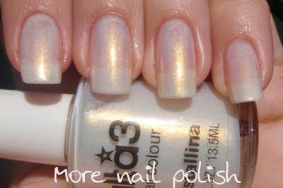 ulta3 colour guide ~ More Nail Polish