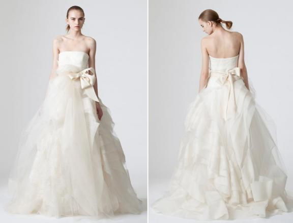 Whispered Whimsy Vintage Vera Wang
