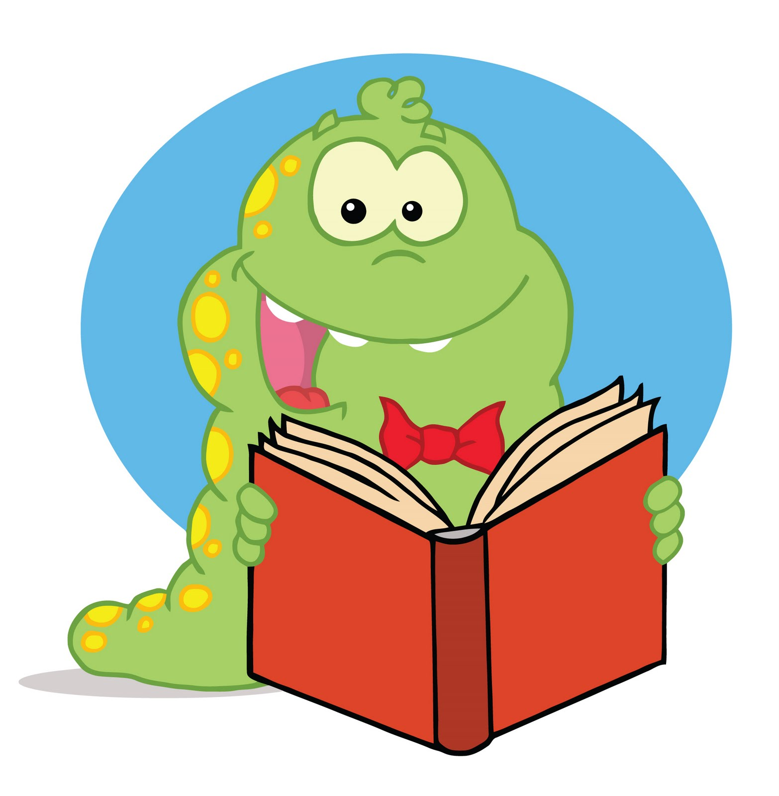 clipart reading a book - photo #27