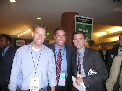 KY3 Political Notebook: DNC '08: Photo Gallery