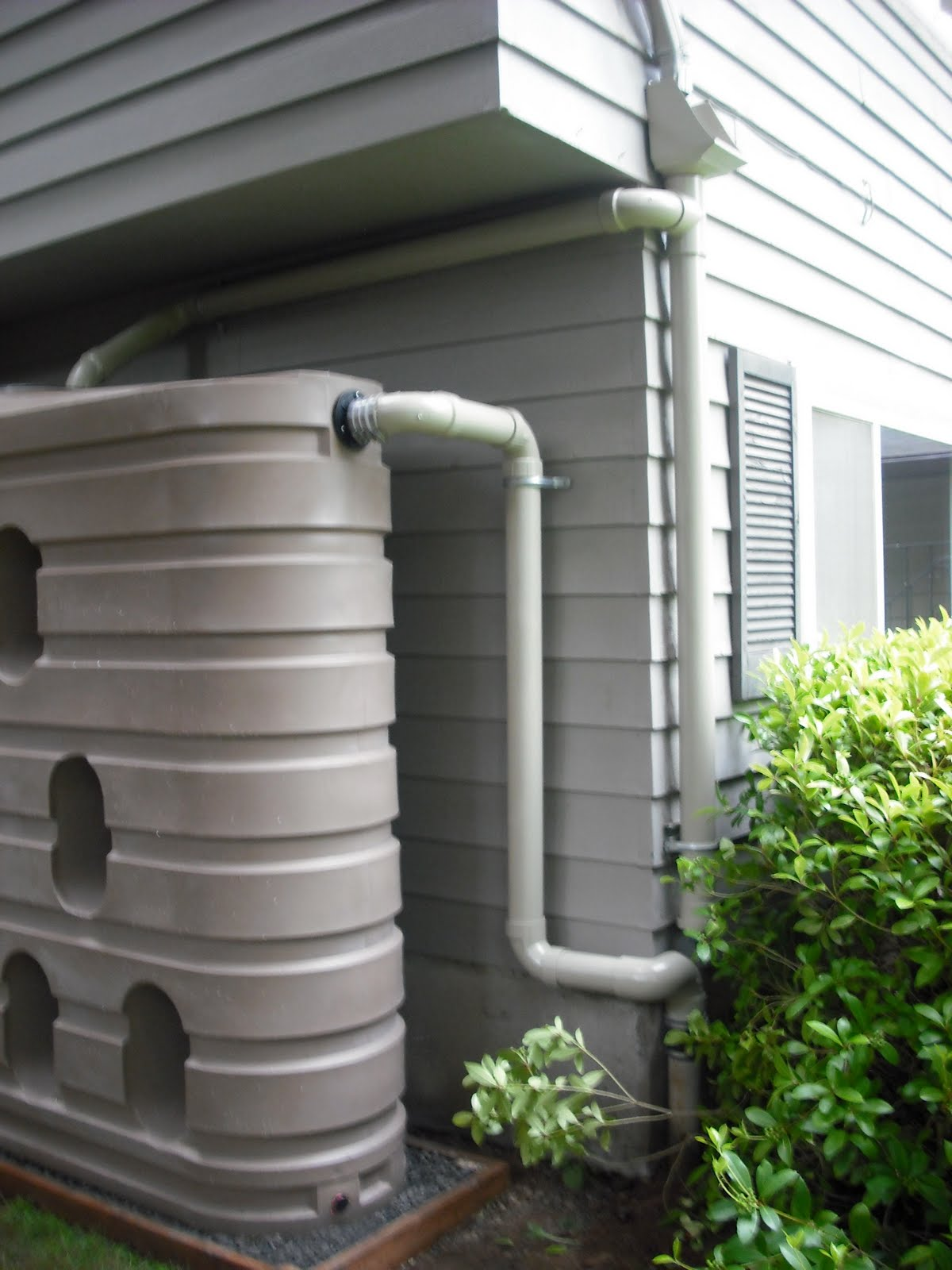 Pacific Solar And Rain Inc Rainwater Collection