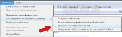 phishing internet explorer