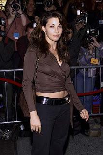 Ladies In Satin Blouses Gina Gershon 2 Pictures