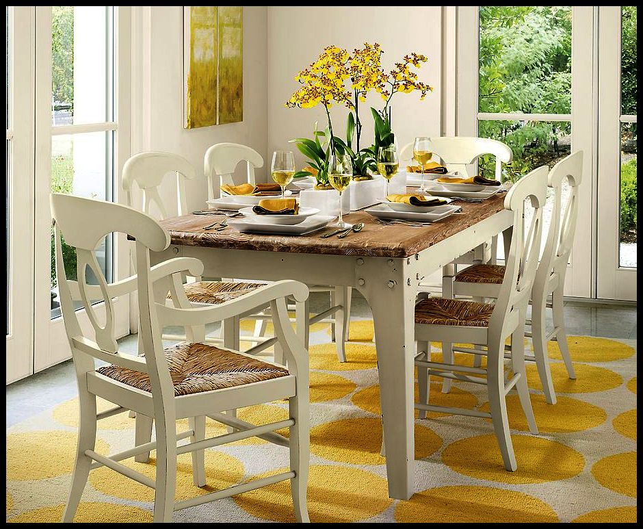 Candace's Calling: A Pottery Barn Style Table