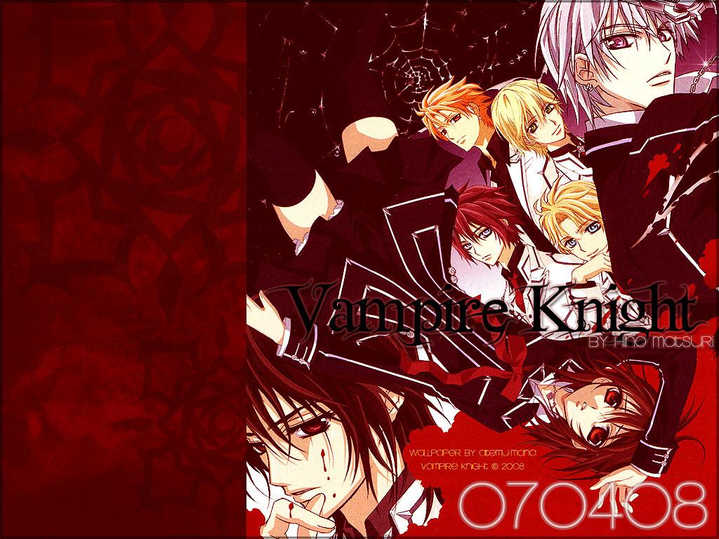 ShadowXBlog: Anime, Manga, Juegos Y Mas...: Vampire Knight