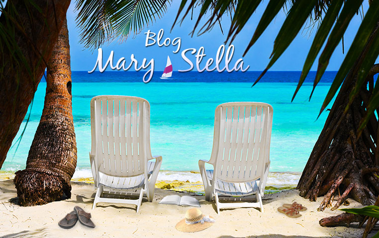 Mary Stella's Postcards from Paradise