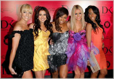 Danity Kane 'Dollhouse' Release Party