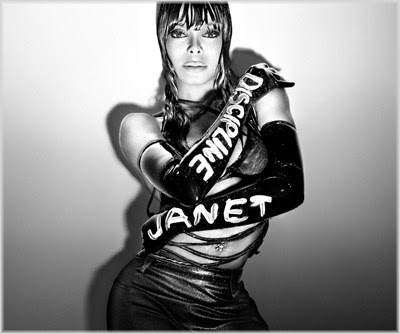 Janet Jackson ' Discipline Album Cover'