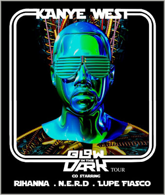 Kanye West Preps 'Glow in The Dark' Tour