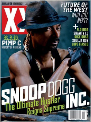 Snoop Dogg Covers XXL