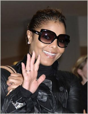 Janet Jackson Resurfaces