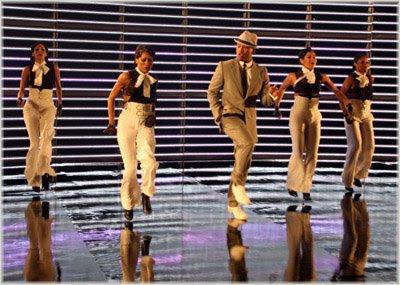 Ne-Yo On The Set Of 'Closer' Video