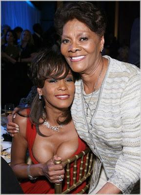 Whitney Houston & Dionne Warwick