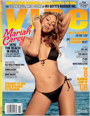 Mariah Covers VIBE