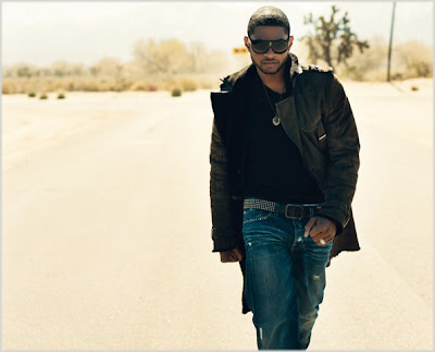 Usher Unveils Title Of New LP