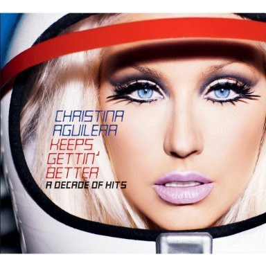 Christina Aguilera's 'Keep Gettin' Better - A Decade Of  Hits' Cover & Tracklisting