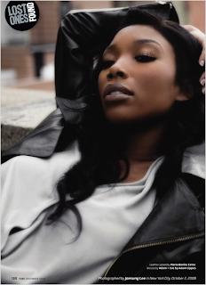 Brandy Does VIBE Magazine
