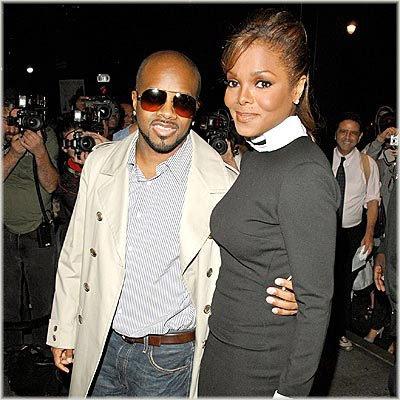Janet & Jermaine Deny Baby Rumors