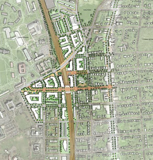 Brookland Small area plan, DC Office of Planning, Catholic University, development, Dance Place