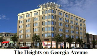 Georgia Avenue commercial real estate development