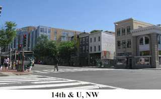 Washington DC commercial retail and real estate for lease, 14th Street, DC