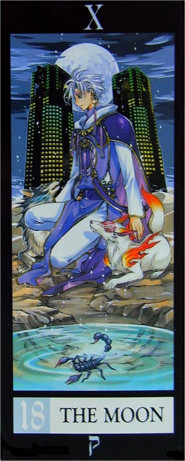 Tarot X The Wheel Of Fortune: MJCos-as: Tarot X Clamp