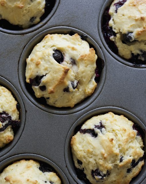 Healthy Blueberry Muffins Recipe | Healthy Natural